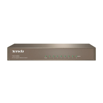 Image for Tenda TEG1008D 8-Port Gigabit Unmanaged Ethernet Switch AusPCMarket