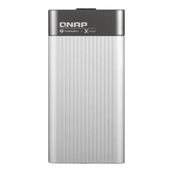 QNAP Thunderbolt 3 to 10GBase-T Network Adapter Product Image 2