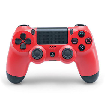 Image for Sony Playstation 4 Genuine Wireless Dualshock 4 Controller - Magma Red AusPCMarket