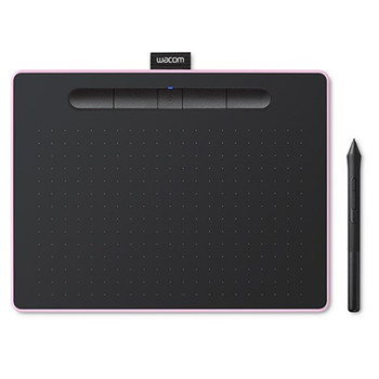 Image for Wacom Intuos Medium with Bluetooth - Berry AusPCMarket