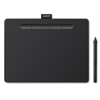 Image for Wacom Intuos Medium with Bluetooth - Black AusPCMarket
