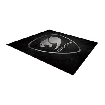 Cougar Command Gaming Chair Floor Mat Product Image 2