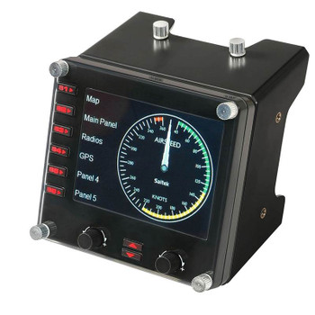 Image for Logitech G Flight Instrument Panel AusPCMarket