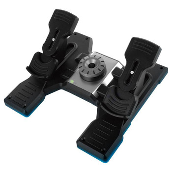 Image for Logitech G Pro Flight Rudder Pedals AusPCMarket