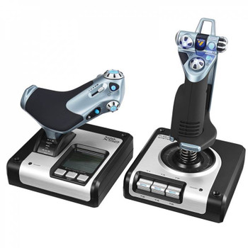 Image for Logitech X52 H.O.T.A.S. Throttle and Stick Simulation Controller AusPCMarket