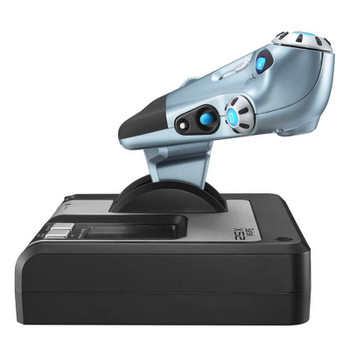 Logitech X52 H.O.T.A.S. Throttle and Stick Simulation Controller Product Image 2