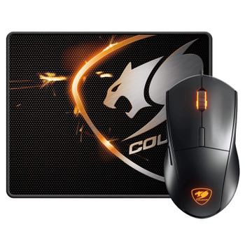 Image for Cougar Minos XC Gaming Mouse & Mouse Pad Combo AusPCMarket