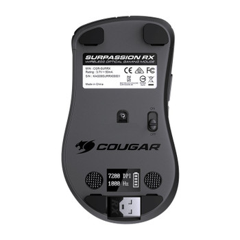 Cougar Surpassion RX Wireless Optical Gaming Mouse Product Image 2