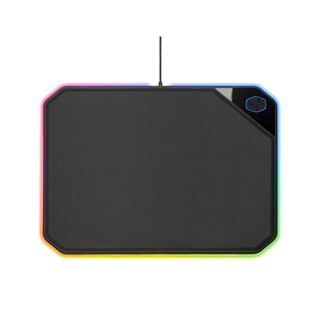 Image for Cooler Master MP860 RGB Hard Gaming Mouse Pad AusPCMarket