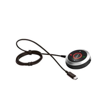 Image for Jabra Evolve 40 Link Control Unit USB-C - Microsoft Skype for Business AusPCMarket