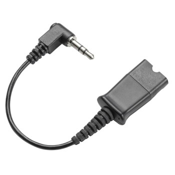 Image for Plantronics QD to 3.5mm IP Touch Cable for Alcatel IP Phones AusPCMarket
