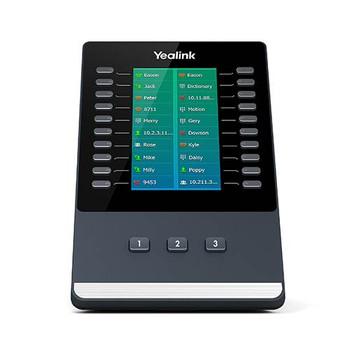 Image for Yealink EXP50 Colour LCD Expansion Module AusPCMarket