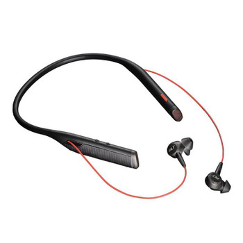 Plantronics Voyager 6200 UC Bluetooth Neckband Headset with Earbuds - Black Product Image 2