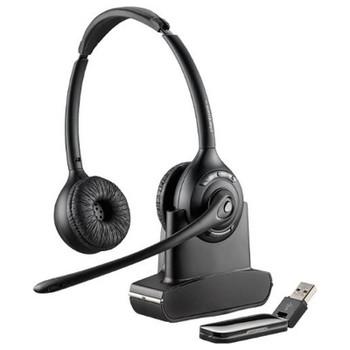 Image for Plantronics Savi W420 Stereo UC PC Wireless Headset System AusPCMarket