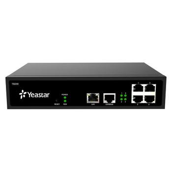 Image for Yeastar TB200 2-Port BRI VoIP Gateway AusPCMarket