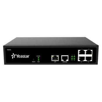 Image for Yeastar TB400 4-Port BRI VoIP Gateway AusPCMarket