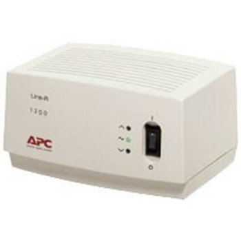 Image for APC Line-R 1200VA Automatic Voltage Regulator (LE1200I) AusPCMarket