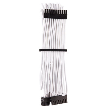 Corsair Premium Individually Sleeved PSU Cables Pro Kit - White Product Image 2