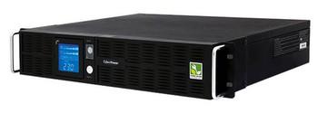 Image for CyberPower PR3000ELCDRT2U Pro Rack 3000VA / 2250W Pure Sine Wave UPS AusPCMarket