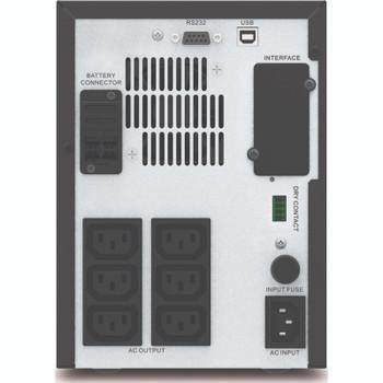 APC SMV750CAI Easy UPS SMV 750VA 230V 525W LCD Product Image 2