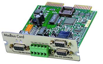 Image for Eaton X-Slot Modbus Card - XSLOTMODBUS AusPCMarket