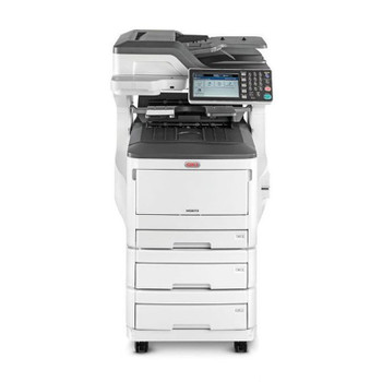 Image for OKI MC853dnx Colour A3/A4 Duplex Network Colour Multi-Function Printer AusPCMarket