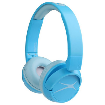 Image for Altec Lansing MZX250 Bluetooth Headphones - Blue AusPCMarket