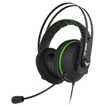 Image for Asus TUF Gaming H7 Core Gaming Headset - Green AusPCMarket