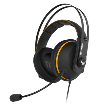 Image for Asus TUF Gaming H7 Virtual 7.1 USB Gaming Headset - Yellow AusPCMarket