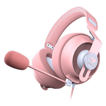 Image for Cougar Phontum S Wired Gaming Headset - Pink AusPCMarket