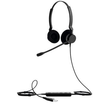 Image for Jabra BIZ 2300 Duo UC USB-A headset AusPCMarket