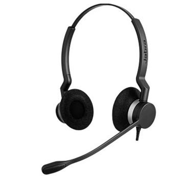 Jabra BIZ 2300 Duo UC USB-A headset Product Image 2