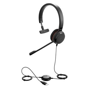 Image for Jabra Evolve 30 II UC Mono USB Headset AusPCMarket