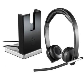 Image for Logitech H820E Wireless Stereo Headset AusPCMarket
