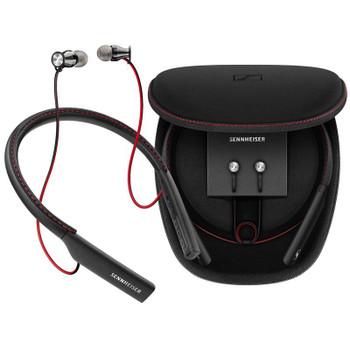 Sennheiser Momentum In-Ear Wireless Headphones - Black Product Image 2