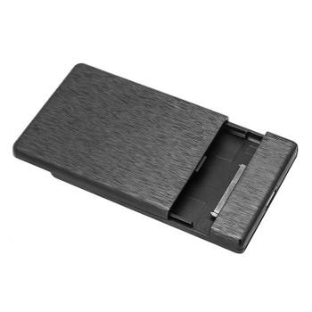 Orico 2189U3 USB 3.0 Tool Free External 2.5in Hard Drive Enclosure - Black Product Image 2
