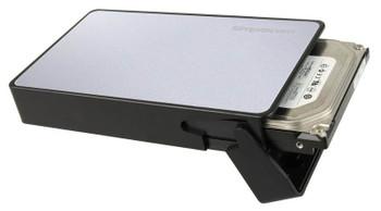 Simplecom SE325 3.5in SATA to USB 3.0 Hard Disk Drive Enclosure - Silver Product Image 2