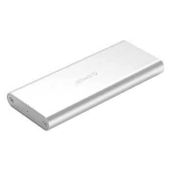 Image for Orico M2G-U3 M.2 B-Key SSD to USB 3.0 Enclosure - Silver AusPCMarket