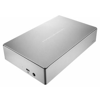 Image for LaCie 4TB Porsche Design USB 3.0 and USB-C Desktop Hard Drive AusPCMarket