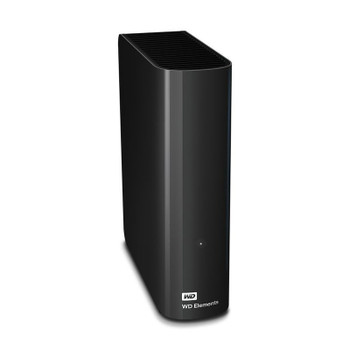 Image for Western Digital WD Elements 10TB USB 3.0 Desktop External Hard Drive WDBBKG0100HBK AusPCMarket