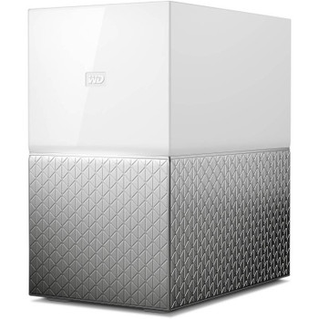 Western Digital WD My Cloud Home Duo 8TB Dual-Drive Personal Cloud Storage NAS Product Image 2