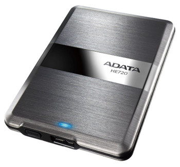 Image for Adata DashDrive Elite HE720 1TB USB3.0 Portable External Hard Drive - Titanium AusPCMarket