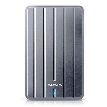 Adata HC660 1TB Slim 9.6mm 2.5in USB 3.0 Portable External Hard Drive - Titanium Product Image 2