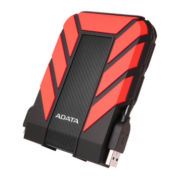 Image for Adata Rugged Pro HD710 2TB USB 3.0 Portable External Hard Drive - Red AusPCMarket