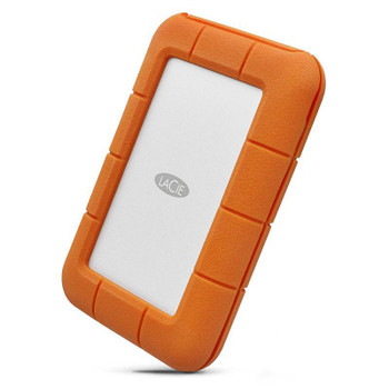 LaCie 500GB SSD Rugged Thunderbolt & USB-C Portable External Hard Drive Product Image 2