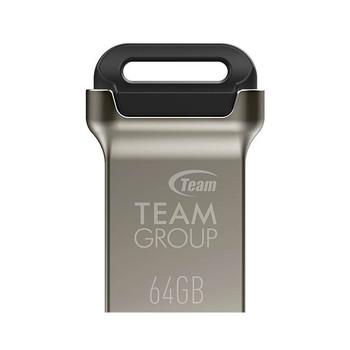 Image for Team C162 Tough Zinc Alloy 64GB USB 3.0 Flash Drive - TC162364GB01 AusPCMarket
