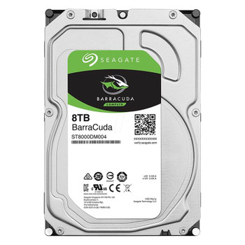 Image for Seagate ST8000DM004 8TB BarraCuda 3.5in SATA3 Desktop Hard Drive AusPCMarket