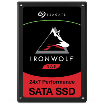 Image for Seagate IronWolf 110 3.84TB 2.5in SATA NAS SSD ZA3840NM10011 AusPCMarket