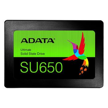 Image for Adata Ultimate SU650 480GB 2.5in SATA 3D NAND SSD AusPCMarket