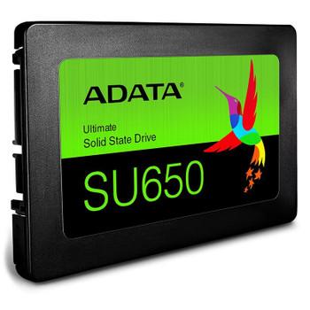 Adata Ultimate SU650 480GB 2.5in SATA 3D NAND SSD Product Image 2